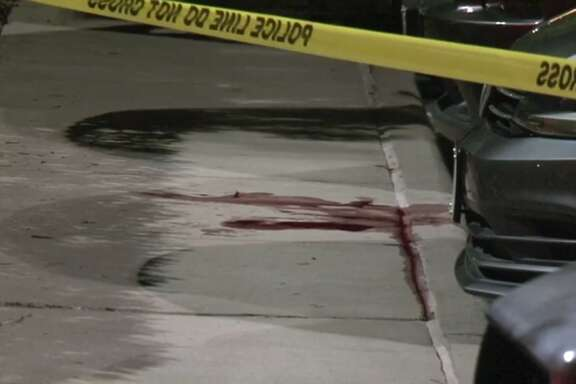 Two people were shot outside a Houston cantina overnight.