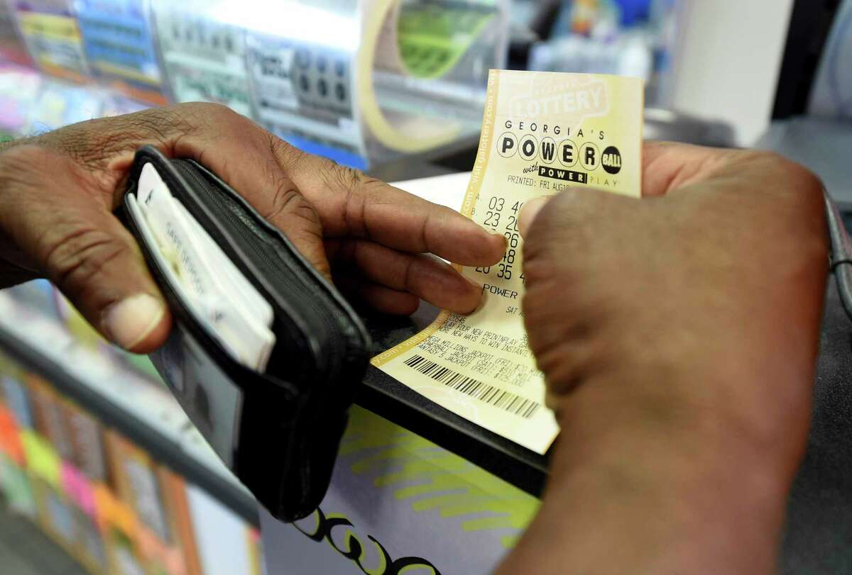 Click through for a look at big-ticket lottery winners in the Capital Region through the years.