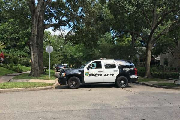 The FBI, ATF and local police swarmed a scene near Rice University Sunday.