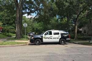 The FBI, ATF and local police swarmed a scene near Rice University Sunday.