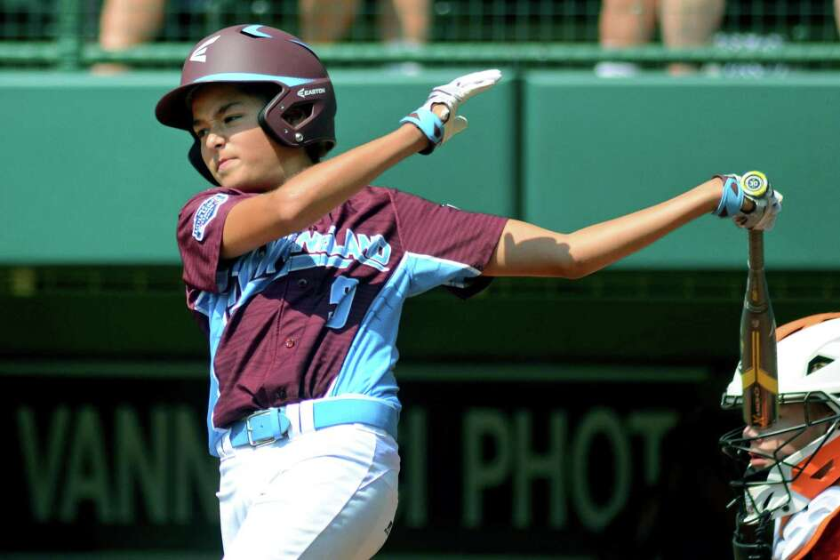 Little League World Series action between Fairfield American and Lufkin, TX at Lamade Stadium in South Williamsport, Penn., on Sunday Aug. 20, 2017.