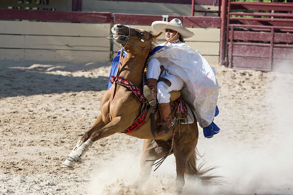 The Asociacion de Charros San Antonio presented a special Summer Charreada Saturday Aug. 20, 2017.