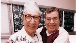 Michael E. DeBakey pictures. Jerry Lewis