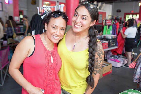 The Korova hosted an all-ages 'punk rock flea market' Sunday Aug. 20, 2017.