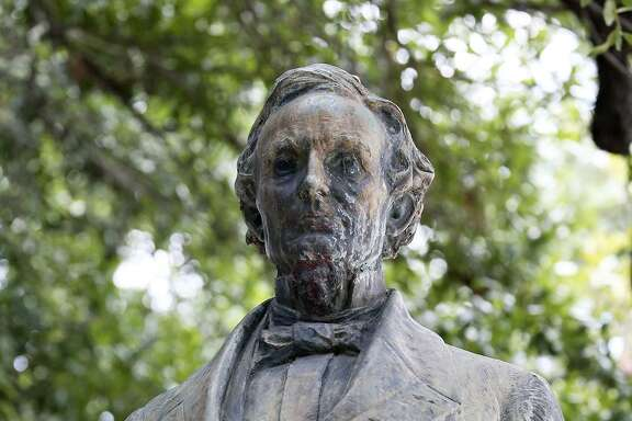 The university moved a statue of former Confederate President Jefferson Davis from its perch near the campus clock tower to a history museum in 2015. Statues of Robert E. Lee, Confederate Gen. Albert Sidney Johnston and Confederate Postmaster General John H. Reagan also will be moved.