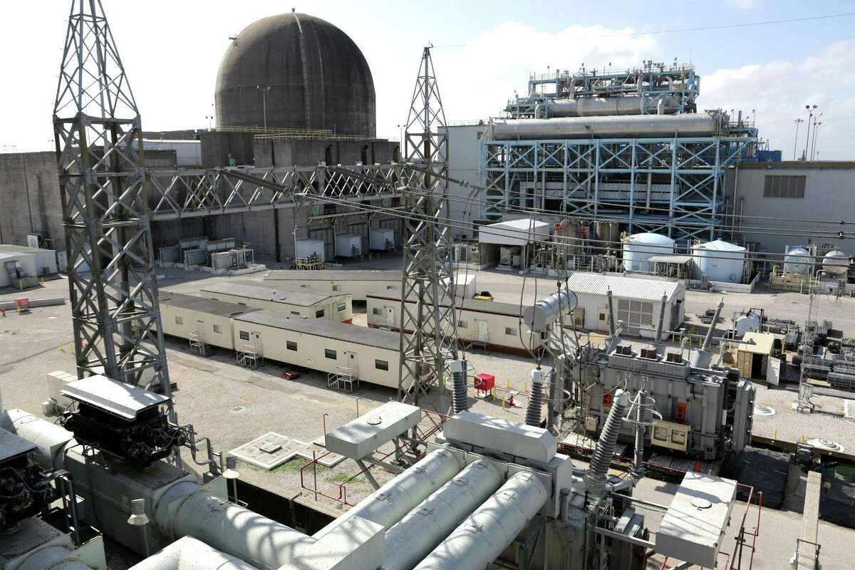 The Southwest Research Institute, based in San Antonio, could do research into small modular reactors. Such facilities would be smaller and cheaper than ones like the South Texas Nuclear Project Electric Generating Station (pictured), which San Antonio owns a 40 percent stake in.