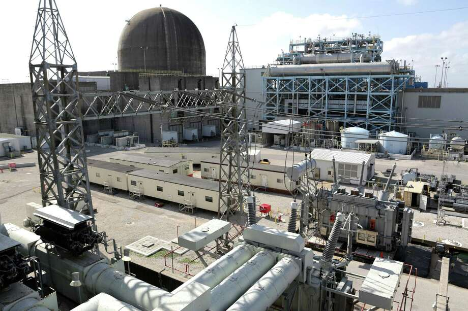 The Southwest Research Institute, based in San Antonio, could do research into small modular reactors. Such facilities would be smaller and cheaper than ones like the South Texas Nuclear Project Electric Generating Station (pictured), which San Antonio owns a 40 percent stake in. Photo: Bob Owen /San Antonio Express-News / ©2017 San Antonio Express-News