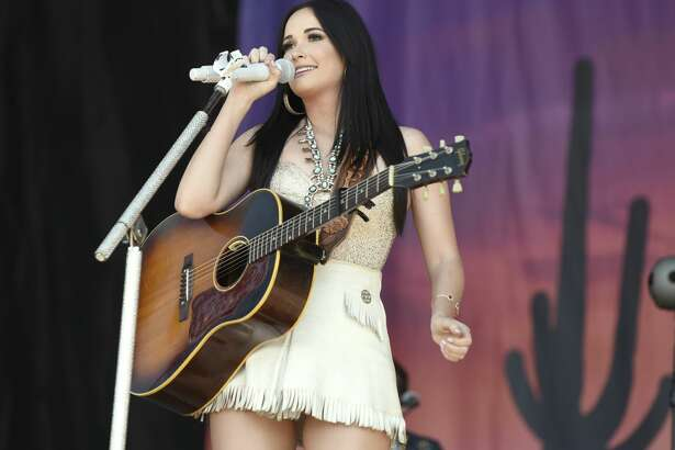 AUSTIN, TX - OCTOBER 02:  Singer Kacey Musgraves performs during the Austin City Limits Music Festival at Zilker Park on October 2, 2016 in Austin, Texas.  (Photo by Tim Mosenfelder/Getty Images)