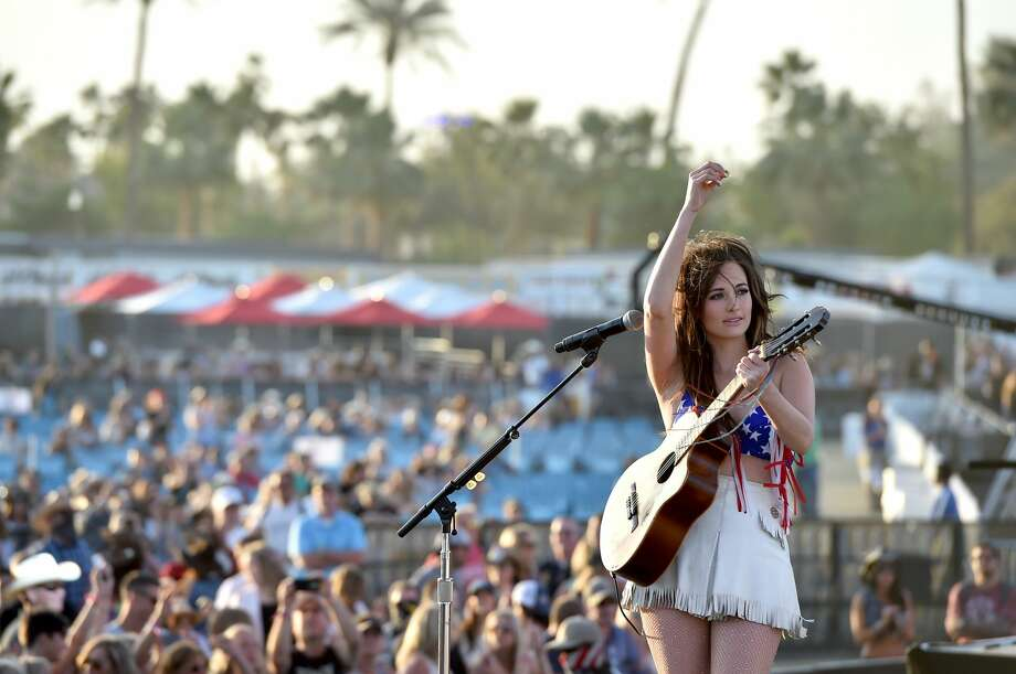 Kacey MusgravesThe spacey pop-country queen is due for a set on the big, new revolving stage. Photo: Kevin Winter/Getty Images For Stagecoach