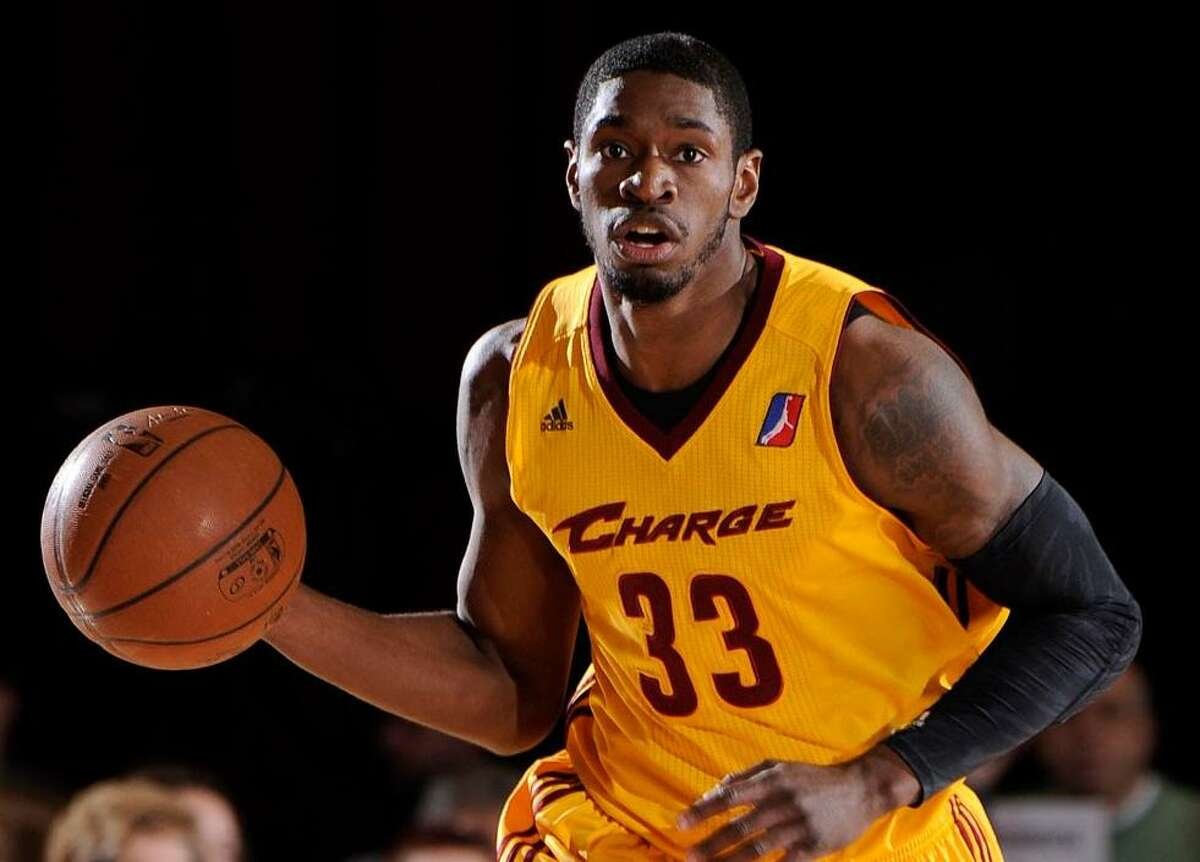Guard Brandon Paul in action with the Canton (Ohio) Charge of the NBA Development League in 2015.