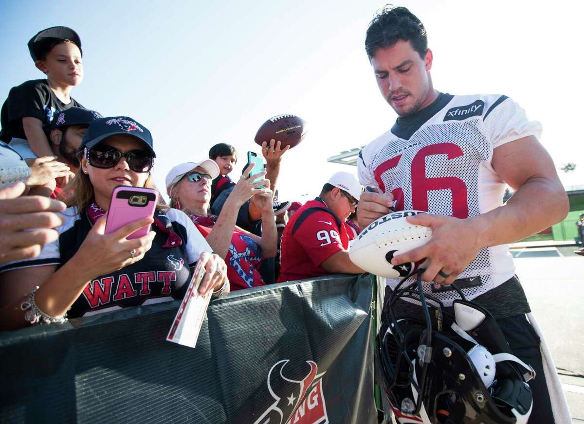 Texans inside linebacker Brian Cushing this week returned from a 10-game suspension he said may have been avoided if he had sought the league's permission to use a drug meant to improve his mental health.