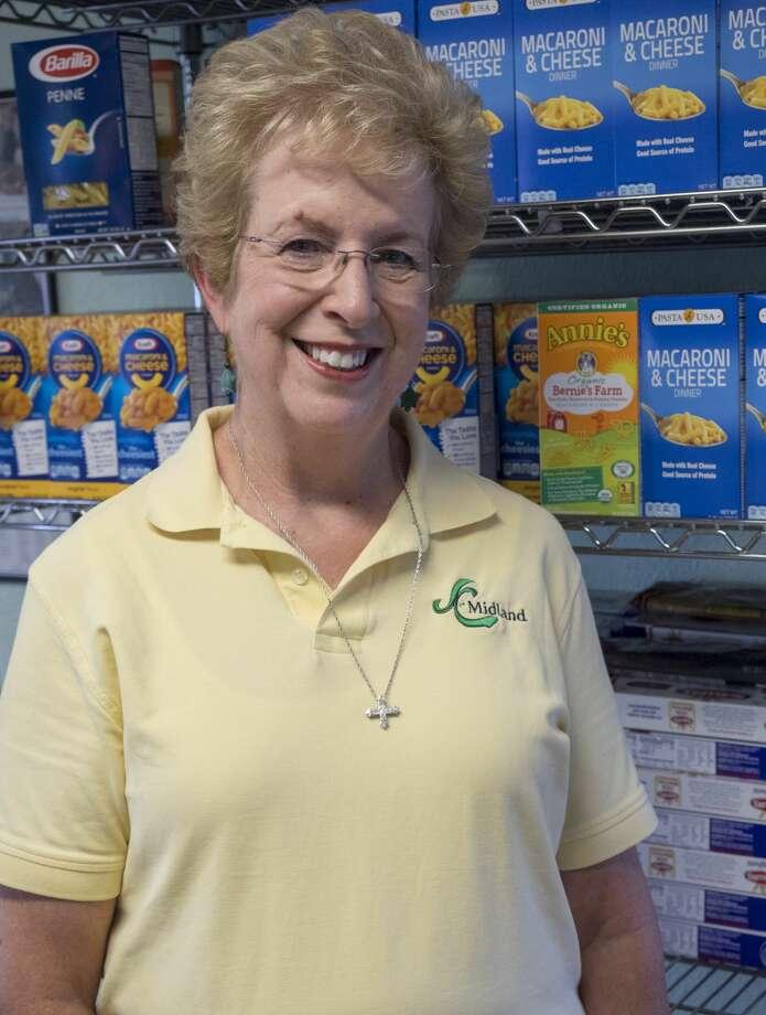 Nancy Stewart, one of the 52 Faces of our Community. 8/16/17 Tim Fischer/Reporter-Telegram Photo: Tim Fischer/Midland Reporter-Telegram