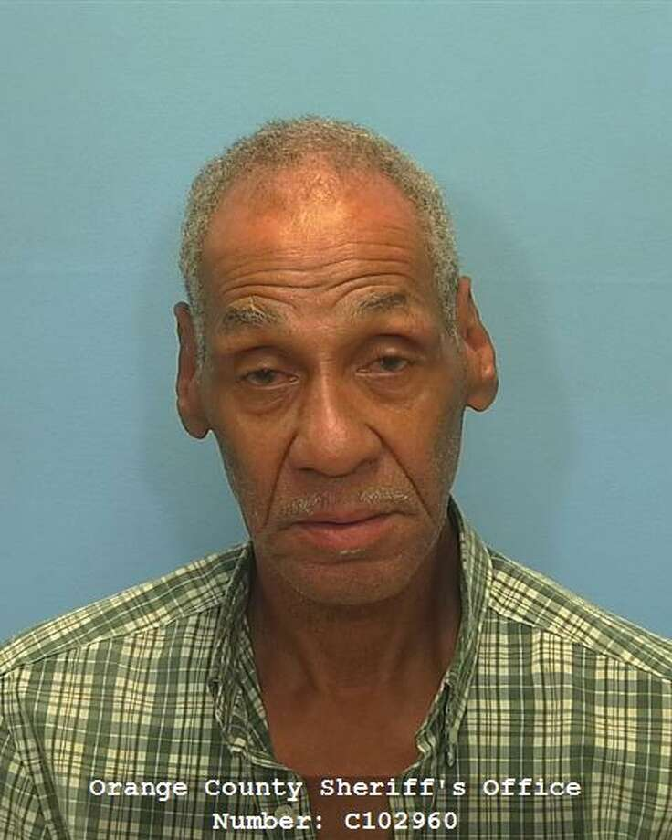Jerald Forbes was arrested on Aug. 19, 2017 for the murder of 74-year-old Alvin Wilkins in Orange. Photo: Orange County Sheriff's Office