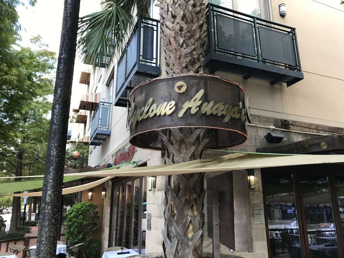 Cyclone Anaya's Mexican Kitchen, a group of Houston-based Tex-Mex restaurants has been sold to the Heritage Restaurant Group, part of the Dhanani Group, which also owns La Madeleine brand. Shown: Cyclone Anaya's in Midtown.