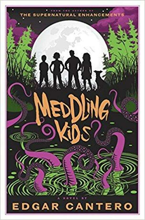 """Meddling Kids"" by Edgar Cantero Photo: Courtesy Photo"