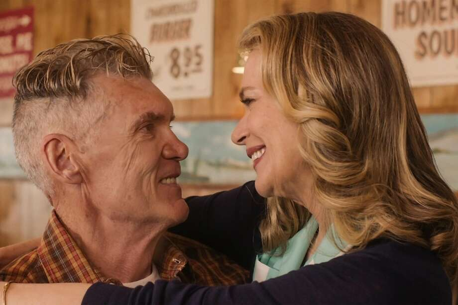"Everett McGill has been loving Peggy Lipton too long in ""Twin Peaks, The Return: Part 15."" Photo: Suzanne Tenner/SHOWTIME, Courtesy Of SHOWTIME"