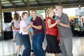 St. Mary's Catholic Church in Parisville hosted the St. Isidore Parish Summer Festival Saturday.