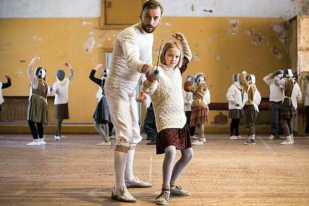 """M�rt Avandi stars as Estonian fencing legend Endel Nelis in the historical drama� """"The Fencer,"""" opening at Bay Area theaters on Friday, August 25."""
