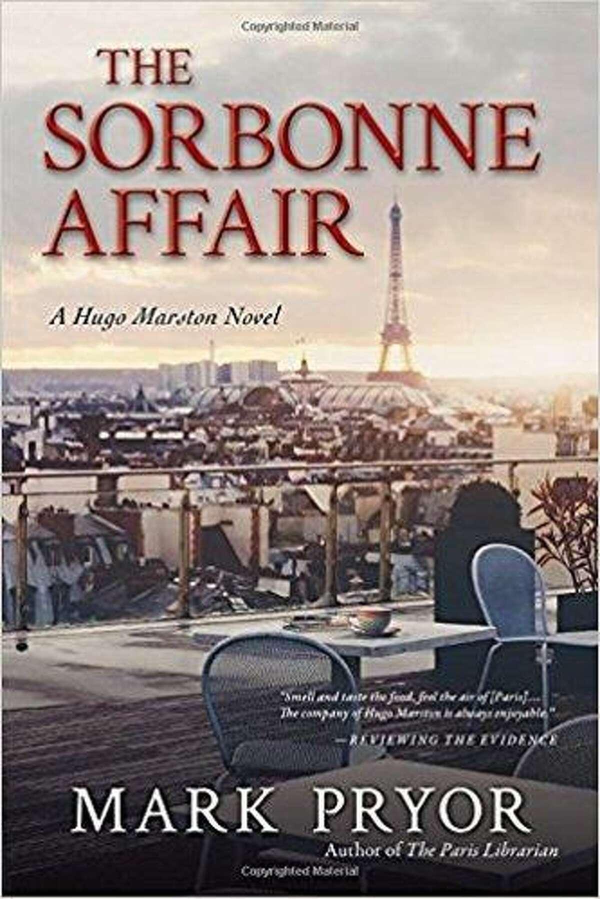 """""""The Sorbonne Affair"""" by Mark Pryor"""