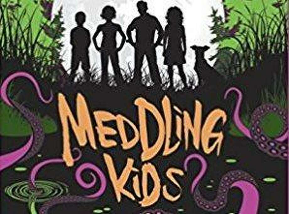 "Spanish writer Edgar Canteros new novel ""Meddling Kids"" will fascinate Scooby-Doo fans. Photo: Courtesy Photo"
