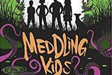 "Spanish writer Edgar Canteros new novel ""Meddling Kids"" will fascinate Scooby-Doo fans."