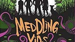 "Spanish writer Edgar Canteros new novel ""Meddling Kids"" will fascinate Scooby-Doo fans."
