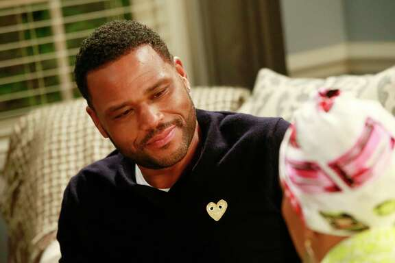 "Anthony Anderson says the ""black-ish"" crew leaves it up to the audience to debate the merits of the show."