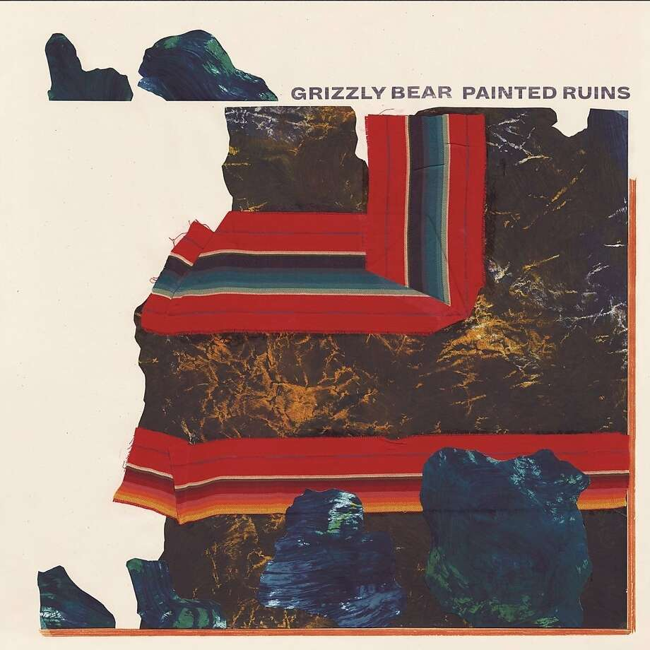 """Painted Ruins"" is the new 2017 album from indie rockers Grizzly Bear. Photo: Courtesy Image"
