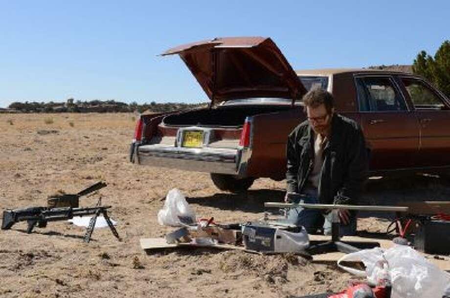 Walter White (Bryan Cranston) - Breaking Bad; Season 5, Episode 16.