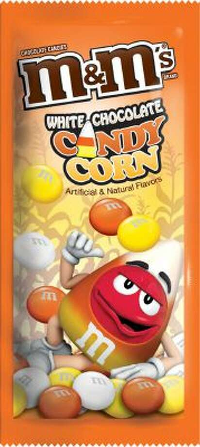 Mars Chocolate North America introduces new frightfully fun Halloween treats, including M&M'S(R) Brand Candy Corn White Chocolate Candies.