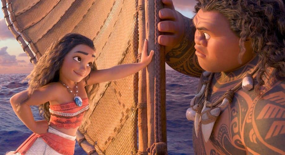 """Moana."" MUST CREDIT: Disney Photo: Walt Disney Animation Studios / ©2016 Disney. All Rights Reserved."