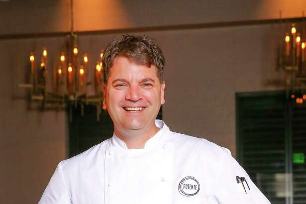 Danny Trace is the new executive chef for Potente and Osso & Kristalla restaurants in downtown Houston.