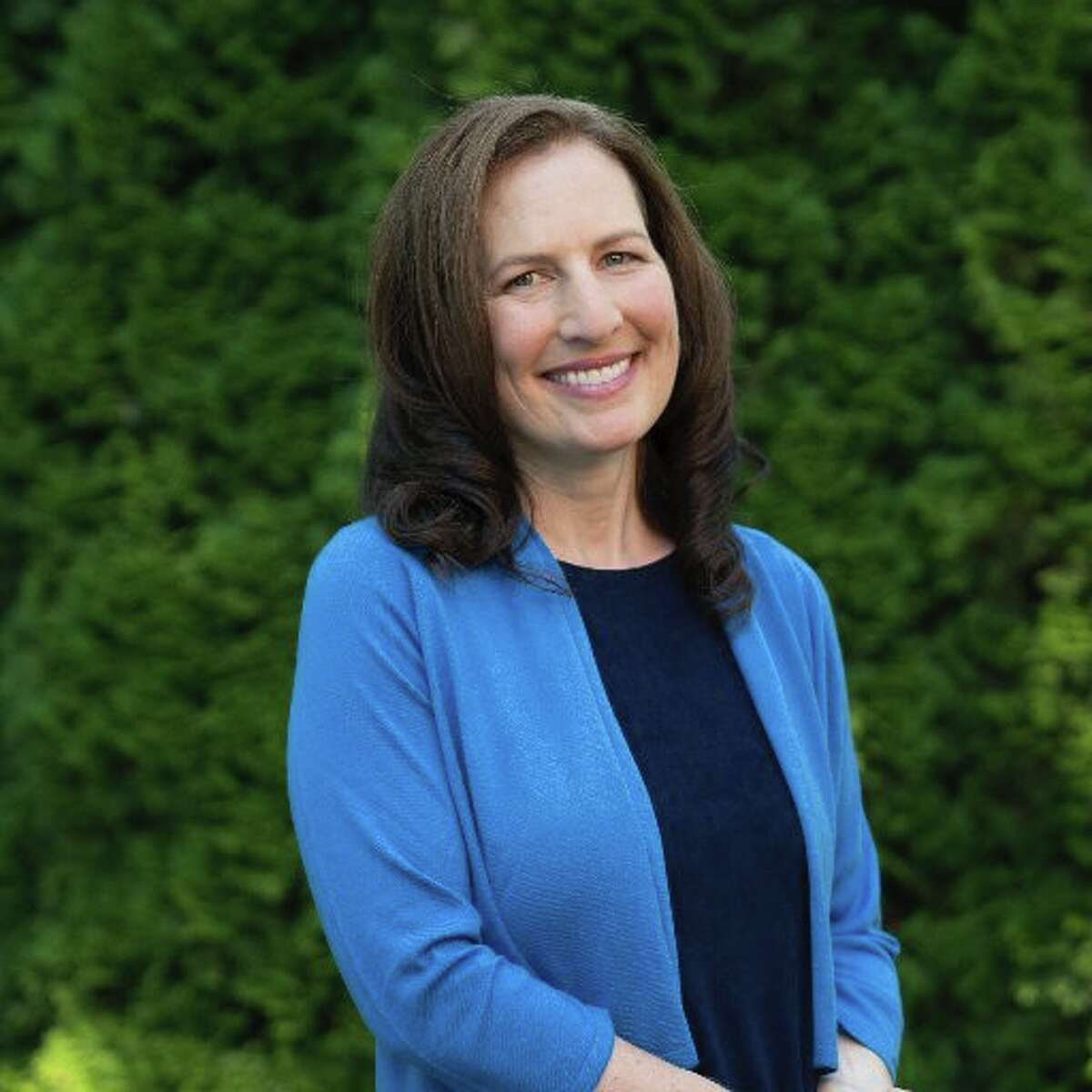 Dr. Kim Schrier, longtime Issaquah pediatrician running for Congress in the 8th District.  A Republican
