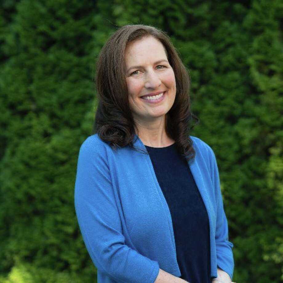 Dr. Kim Schrier, an Issquah pediatrician running as a Democrat to replace GOP Rep. Dave Reichert, becomes the second 8th District candidate to top $1 million in money raised. Photo: Photo Courtesy Of Kim Schrier
