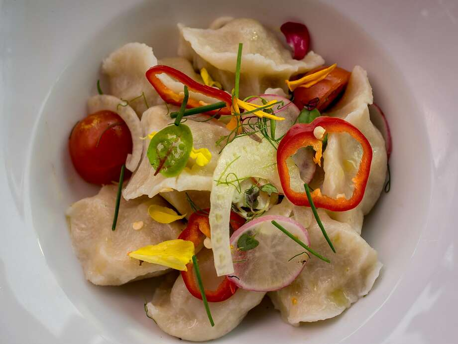 Pork dumplings at Dumpling Time in S.F. Photo: John Storey, Special To The Chronicle