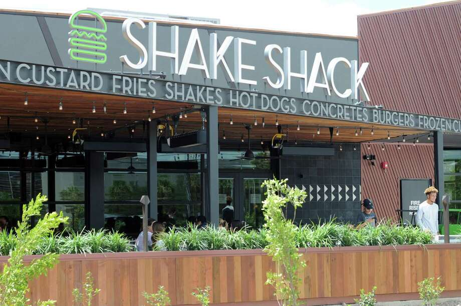 Shake Shack is located at 7427 San Pedro Ave. in the Park North Shopping Center, and will open at 11 a.m. Aug. 23. Photo: Paul Stephen /San Antonio Express-News