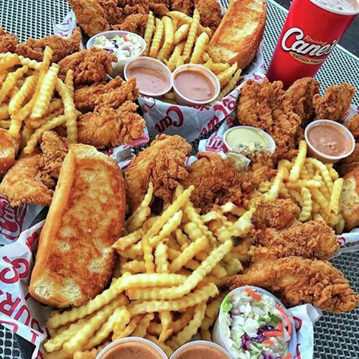 National Chicken Finger Day is July 27, and Raising Cane's is giving away one free chicken finger to customers.
