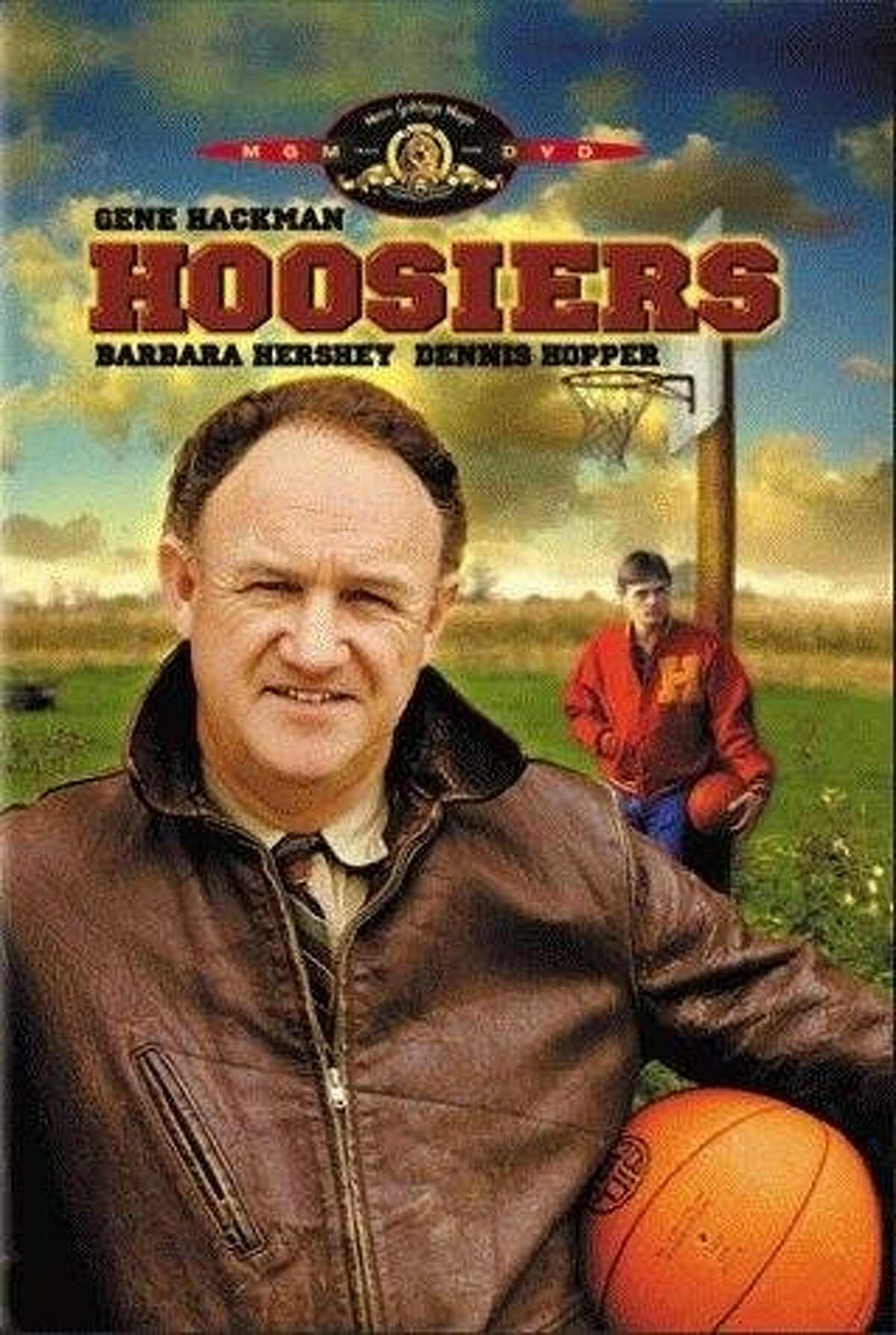 Hoosiers (1986) Starring Gene Hackman, Dennis Hopper and Barbara Hershey