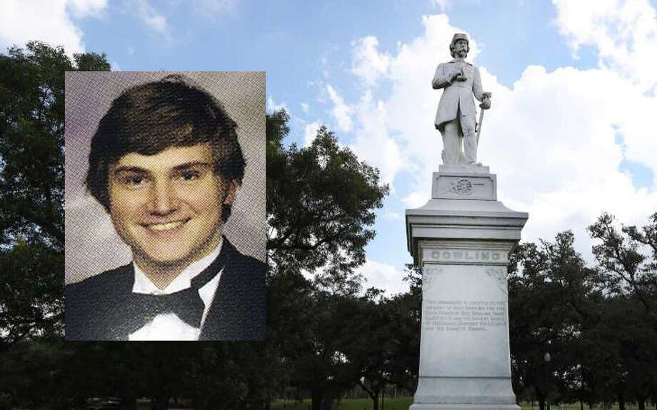 Things to know about Andrew SchneckThe 25-year-old Houston man was arrested Saturday, August 19, 2017, and is accused of trying to blow up a Confederate statue in Hermann Park. Keep going to learn his history with chemicals, federal officials and crime. Photo: Houston Chronicle