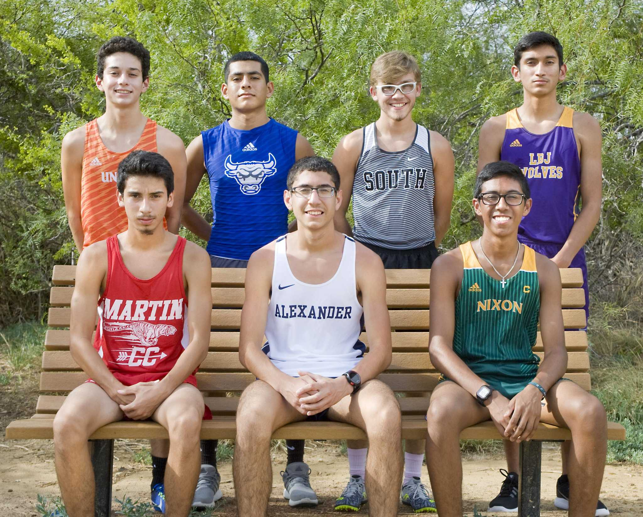 Local boys' cross country teams ready for 2017 season ...