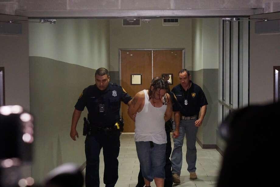 Mario Benavidez Rojas, 31, faces a charge of sexual assault of a child, police said. Photo: Jacob Beltran