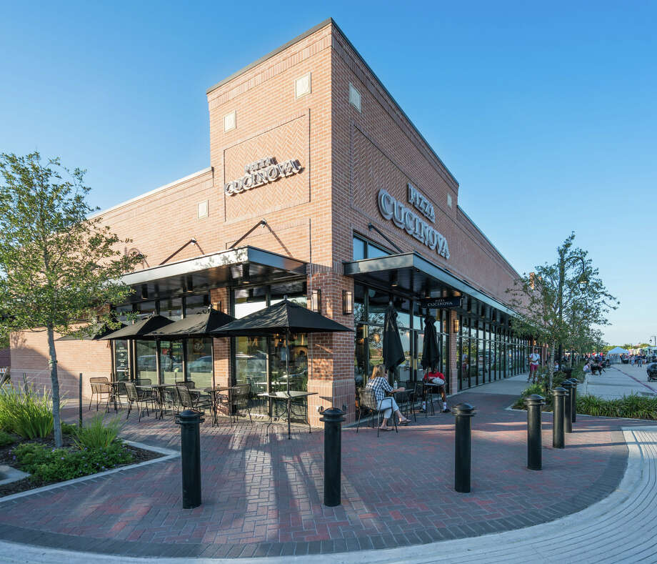 Pizza Cucinova made its debut the Houston market in early August at Lakeland Village Center at Bridgeland. Photo: The Howard Hughes Corp.