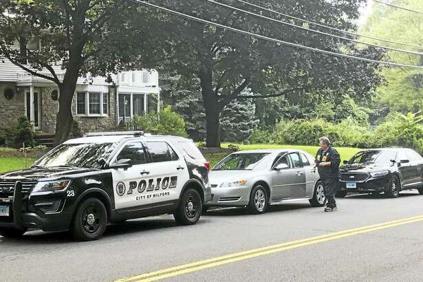 Milford Police are investigating a possible untimely death Tuesday morning.