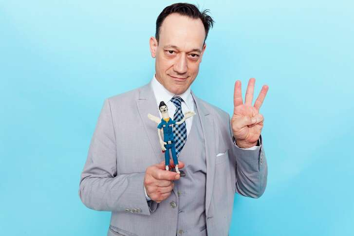 SAN DIEGO, CA - JULY 21:  Actor Ted Raimi from Netflix's 'Buddy Thunderstruck' poses for a portrait during Comic-Con 2017 at Hard Rock Hotel San Diego on July 21, 2017 in San Diego, California.  (Photo by Robby Klein/Getty Images)