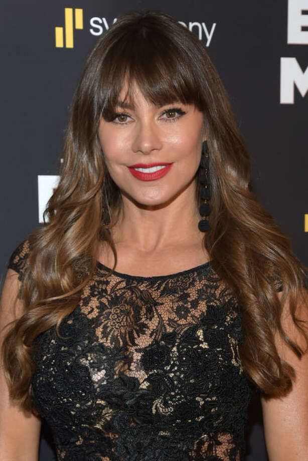 Super-Subtle Ombré This season's ombré  looks nothing like the almost dip-dyed look of ombrés past. In the case  of Sofia Vergara, her length and ends are only a smidge lighter than her  crown, and the transition is truly seamless. Photo: Getty