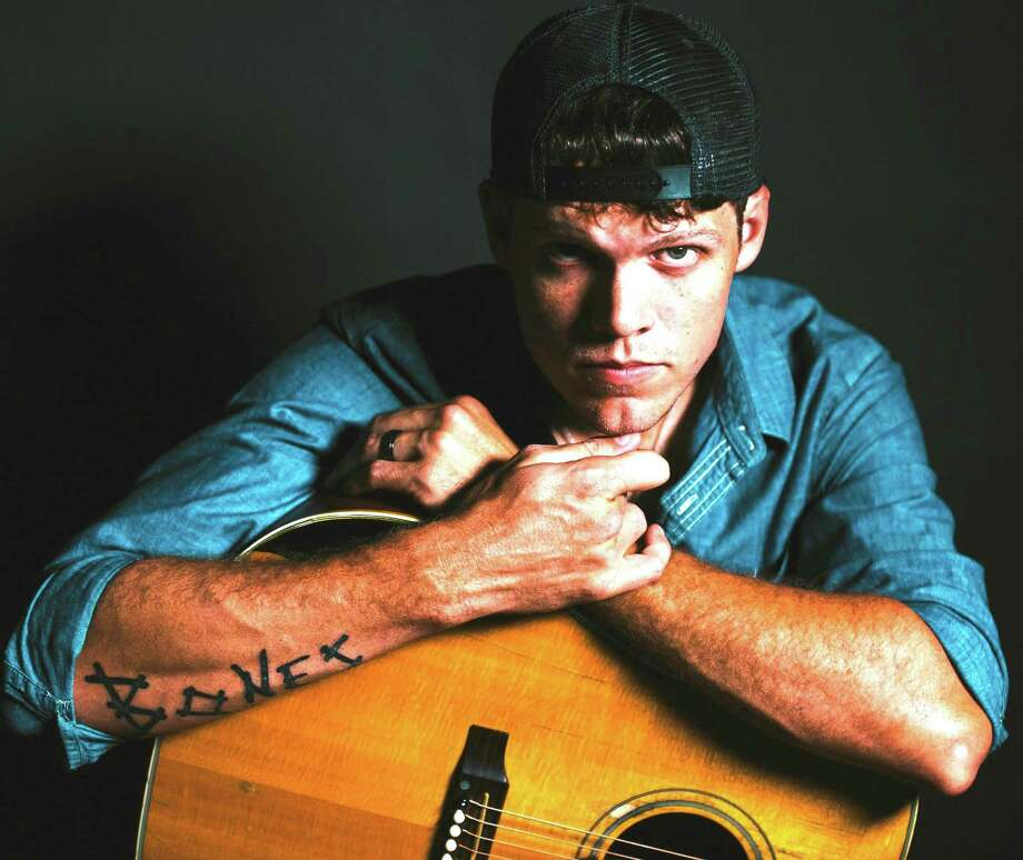 Austin country-rock singer, songwriter and band leader Sam Riggs. Photo: Courtesy 888 Management / © Natalie Rhea