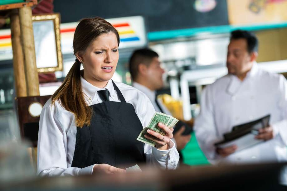 Following a recent Richard A. Marini column on bad diner habits, readers sounded off on what makes them think twice about giving a good tip, or no tip at all.Click ahead to view 8 things San Antonio servers do that tick off diners. Photo: Asiseeit/Getty Images