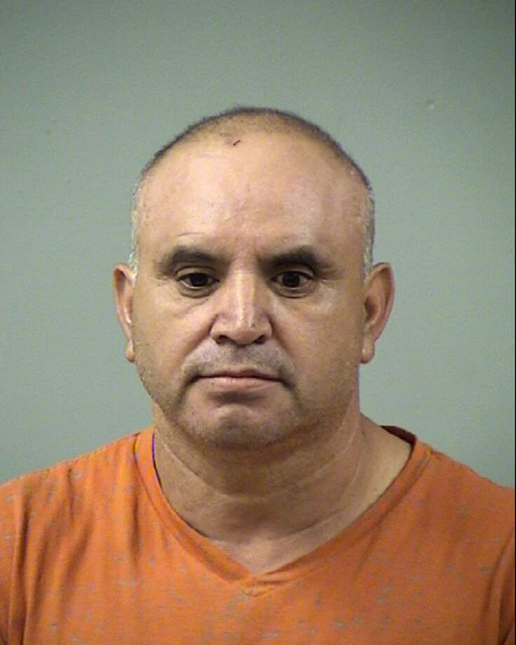 Alvaro Flores-Miramontes, 51,faces a charge of prostitution. He was booked into the Bexar County Jail but has since bonded out. Photo: Bexar County Jail