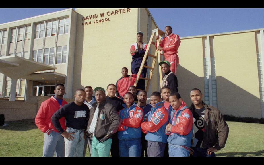 """Dallas Carter's 1988 football team, which was filled with a slew of Division I recruits and a won a state championship that was later forfeited, is the subject of the latest ESPN 30 for 30 film, """"What Carter Lost"""" at 8:30 p.m. Central on Thursday. Photo: Courtesy Of ESPN Films"""