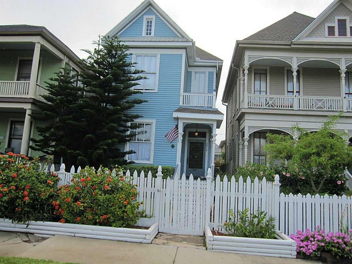 San Jacinto Galveston, Texas Median sale price: $163,700 Average sale-to-list: 88.8 percent Median days on market: 62Image source:HAR.com